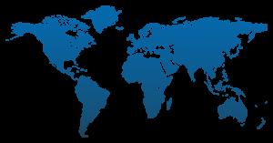Afriso grupės žemėlapis